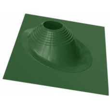 Master-flash кровельная проходка угловая термосиликон №17 зеленый ф75-200