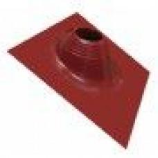 Мастер флеш №4  красный силикон+алюминей полностью крашенный(300-450мм)