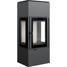 Печь-камин Kratki THOR/VIEW (8 кВт)