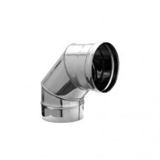 Колено угол 90° (430/0,5 мм) Ф100