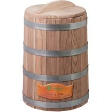 Кадка из дуба для воды и заготовки солений 30л