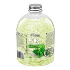 "Соль для ванн ""Мятный чай"" 500г"