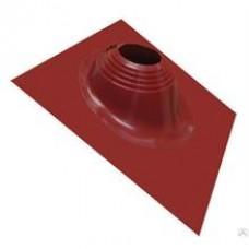 Master-flash кровельная проходка угловая термосиликон №17 красный ф75-200
